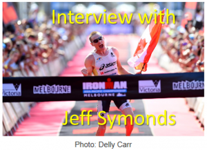 Jeff Symonds Interview